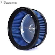 Air Filter For Harley-Davidson Electra Glide Road Glide Road King Tri Glide Blue