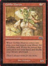 MAGIC MtG - GOBLIN MATRON Matrona Goblin - NM ENG