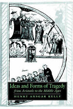 Ideas and Forms of Tragedy from Aristotle to the Middle Ages (Cambridge Studies