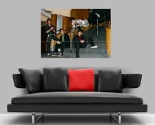 "Marianas Trench sin bordes de azulejo mosaico Pared Poster 35 ""X 25"" Pop Punk"