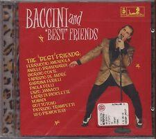 FRANCESCO BACCINI - & Friends - FABRIZIO DE ANDRE' BRANDUARDI CD 1997 SIGILLATO