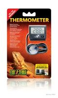 Exo-Terra Digital Thermometer For Reptile Terrariums Habitats Homes PT2472