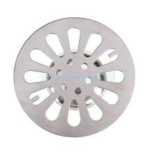Kitchen Bathroom Shower Room Stainless Steel Round Floor Drain Strainer Cover