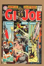 Showcase #54 - G.I. Joe Toy Related  -1965 (Grade 7.5) WH