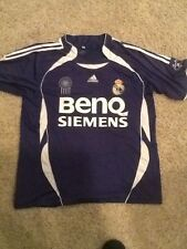 ADIDAS REAL MADRID SOCCER JERSEY~ VAN NISTELROOY #17 ~ SIZE XL