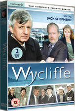 WYCLIFFE the complete fourth series 4. Jack Shepherd. New sealed DVD.