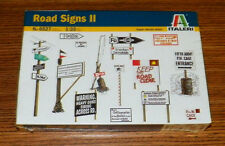 Italeri (WWII Military Diorama & Accessories Series) Road Signs II  kit 1/35