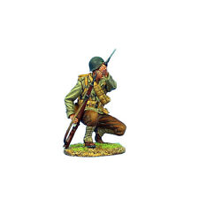 First Legion: NOR041 US 4th ID Private Fixing Bayonet on M1 Garand