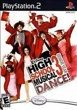 NEW Disney High School Musical 3: Senior Year Dance! - PlayStation 2