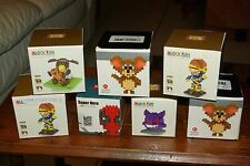 7 Boxes  LOZ X-Men Cyclops Scott Summers Mini Building Nano Block Toy NEW