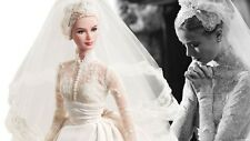 Grace Kelly The Bride Silkstone Barbie Collector Gold Label LE 13,100 MIB NRFB