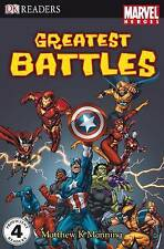 Marvel Heroes  Greatest Battles: Level 4 by Matthew K. Manning (Paperback, 2008)