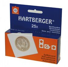Lindner 8320175 HARTBERGER Coin holders self adhesive, 17,5 mm
