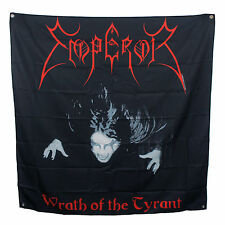 Authentic EMPEROR Wrath Of The Tyrant Album Cover Art Fabric Poster Flag NEW