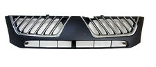 Front Radiator Grille Black & Chrome For Mitsubishi L200 K74 2.5TD 09/2004 ON