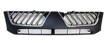 Rejilla de Radiador frontal negro y cromo para Mitsubishi L200 K74 2.5TD 09/2004 > en