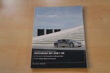 71051) Mercedes F 700 - E 300 Bluetec - AMG Design - Mercedes Magazin 04/2007