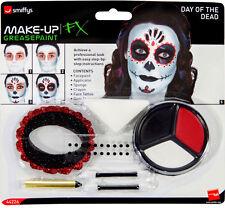 Día de los muertos schminkset nuevo-styling maquillaje carnaval carnaval
