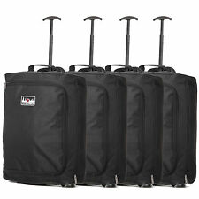 Ryanair MAX 55x40x20 & 35x20x20 Large Cabin Hand Luggage & 2nd Carry On Bag Sets