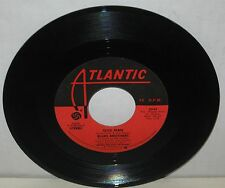 "1978 Blues Brothers 45 Record ""Soul Man"" & ""ExcuseZ Moi Mon Cherie"""