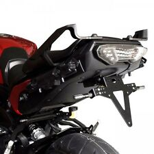 Kennzeichenhalter/Heckumbau Yamaha MT-09 Tracer verstellbar,adjustable tail tidy