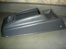 92 93 94 Hyundai Excel shifter console part