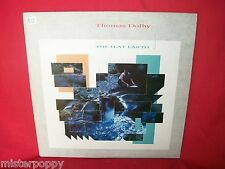 THOMAS DOLBY The flat earth LP 1984 ITALY First Pressing MINT-
