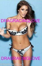 "Gorgeous British Actress/Model ""Lucy Pinder"" ""BUSTY"" 8x10 ""Pin Up"" PHOTO! #(5)"