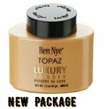 Ben Nye TOPAZ Luxury powder...1.5oz/42gm... BRAND NEW *** FREE FAST POST
