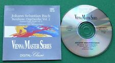 Bach Beruhmte Orgelwerke Vol 2 Otto Winter Vienna Master Series CD