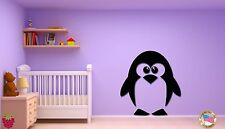Wall Stickers Vinyl Decal Baby Penguin For Kids Nursery Room  (z1766)