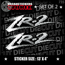 *NEW* 4X4 OFFROAD DECAL STICKER  EXTREME  S10 GMC Sonoma ZR-2 ZR2 735