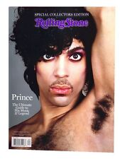 ROLLING STONE MAGAZINE PRINCE ~ SPECIAL COLLECTOR'S EDITION MUSIC & LEGACY