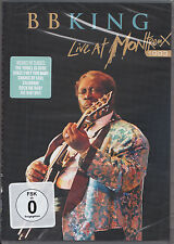 B.B. KING Live at Montreux 1993 | DVD Neuware sealed
