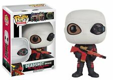 Funko Pop Heroes Suicide Squad - Masked Deadshot Vinyl Collectible Action Figure