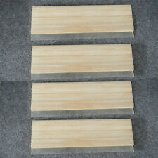 "4 pcs Screen Printing Wood Squeegee13"" /33cm Water Squeegee 65 Durometer"