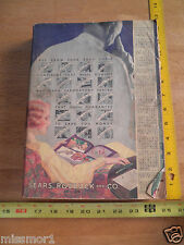 1933-34 SEARS fall-Winter catalog Toys Buddy-L dolls Mickey Mouse Lionel Trains