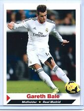 """GARETH BALE 2014 """"1ST EVER PRINTED"""" SI """"1 OF 14"""" SOCCER CARD! REAL MADRID!"""