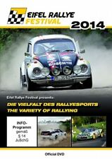 DVD Rallye Eifel Historic Rally Party 2014 Slowly Sideways 205 037 911 Röhrl NEW