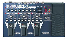 Boss ME50B Bass Multiple Effects Stompbox Guitar Pedal with COSM ME-50B New