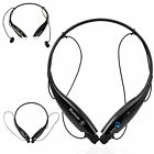 Universal Bluetooth Stereo Headset Earpiece Earbud Handsfree Gym headphone Sport