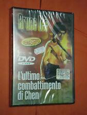 DVD FILM  DA COLLLEZIONE- BRUCE LEE-ultimo combattimento di chen-SIGILLATO nuovo