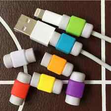 10PCS Lightning Charger Cable Saver Protector for Apple iPhone 5 5s 6 Protective