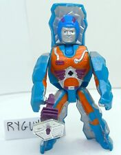 MOTU, Rokkon, Masters of the Universe, complete with gun, figure, 100%, He-Man