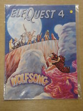 ELFQUEST 4 VF WARP GRAPHICS US MAGAZINE WOLFSONG