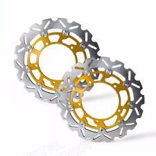 Front Brake Disc Rotor For Yamaha YZF R1 2007 2008 2009 2010 2011-2014