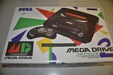 SEGA MEGA DRIVE Console JAP Version NEU