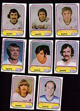1975 O-PEE-CHEE WHA Team SET Lot of 8 Minnesota SAINTS NM- WALTON KEON OPC