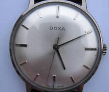 DOXA SA 103 mechanical hand winding Swiss watch from 1967. year