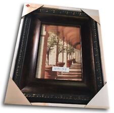 Lawrence Frames 183180 Venice Bronze Picture Frame, 5 by 7-Inch